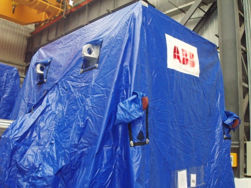 供应PVC篷布成品加工 pvc夹网布 焊接缝纫印刷