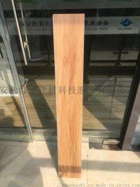 4.0mm厚鎖扣石塑地板PVC塑膠防水室內地板南京
