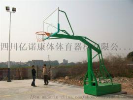 四川移动高端标准液压篮球架成都篮球架广元篮球架