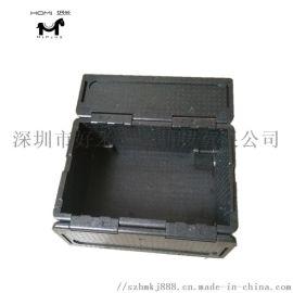 EPP折叠保鲜箱 外卖果蔬保温箱 东莞发泡成型厂家
