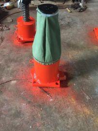 电梯用液压缓冲器HYD12-90,低座式液压碰头