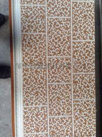 轻钢别墅外墙装饰保温一体板 金属雕花板