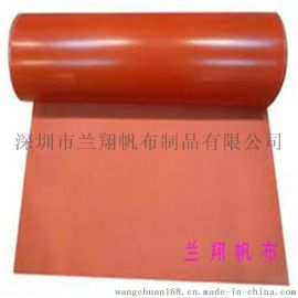 全国厂家直销:夹网布帆布篷布阻燃布防水布