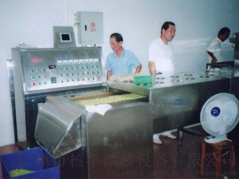 微波干燥杀菌设备 GUE120G干果类