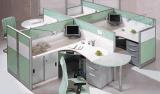 鹤壁工位办公桌|鹤壁隔断办公桌|鹤壁员工隔断工位桌