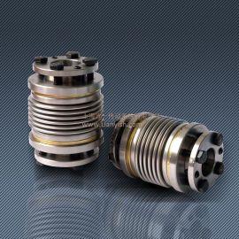 上海连一厂家供应DY06波纹管胀套联轴器