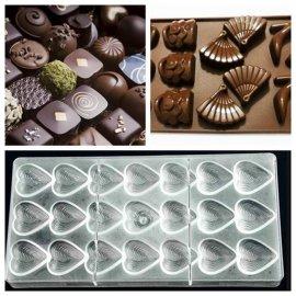 PC巧克力模具