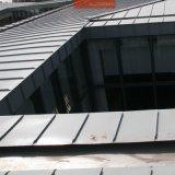 25-430型铝镁锰立边咬合屋面板 施工工艺
