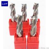 D6.0*6*50L HRC55°標準3刃鎢鋼鋁用波紋粗皮銑刀玉米鑼刀
