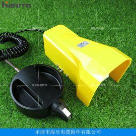 PFC25T台式气动压线钳气动压线机欧式管型端子0.14-2.5平方