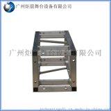 铝合金螺丝桁架,各类尺寸形状定制