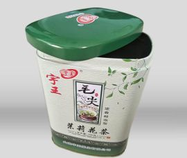 山东铁盒包装厂家供应茶叶马口铁盒包装 通用茶叶包装盒定制批发