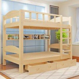 成都公寓床实木家具厂家