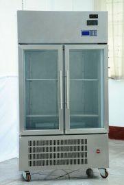 **鸿奕HY-HWS240L恒温恒湿柜 可控温湿度存储柜