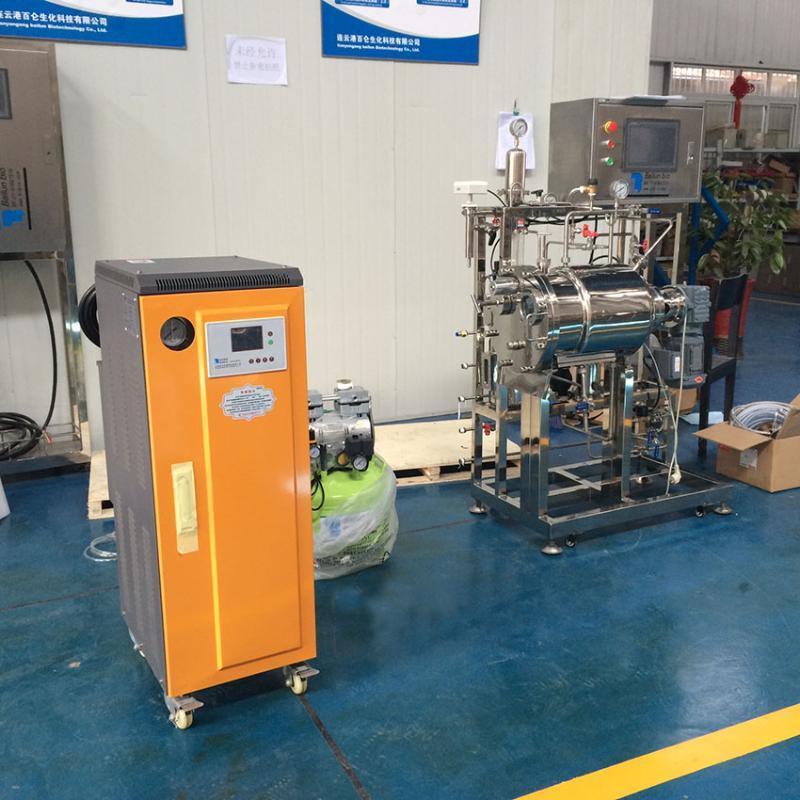 实验室用9KW电蒸汽发生器 全自动电蒸汽锅炉