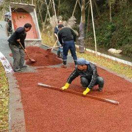 西藏多孔地坪--拉萨透水混凝土