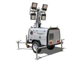 路得威移动照明车RWZM61C柴油款150Wx4