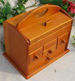 木製儲物箱
