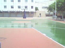 硅PU篮球场 (LQC014)
