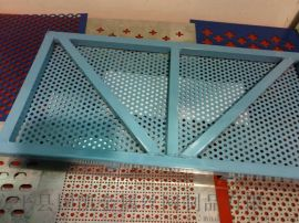 爬架网常用规格 蓝色爬架网