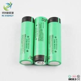 11.1V锂电池组18650-3串锂电池组合