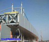 安陽氟碳鋁單板 大型批發市場門頭裝飾鋁板 自動扶梯鋁板包邊 包柱鋁單板批發