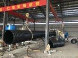 唐山市政优质排水管钢带波纹管直销价