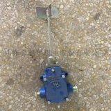 矿用皮带机用GUJ15堆煤传感器 煤堆感应传感器