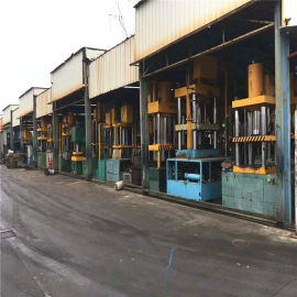 山东二手1000吨四柱油压机 快速液压拉伸油压机