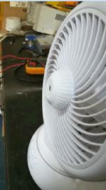 XHWC喷雾小风扇IC方案5V加湿小风扇IC