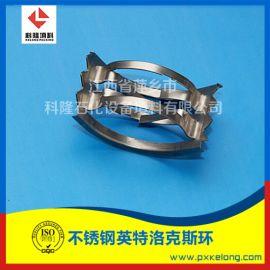304英特洛克斯316L英特洛克斯金屬矩鞍環填料