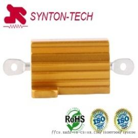 黄金铝壳电阻器,功率型黄金铝壳电阻器