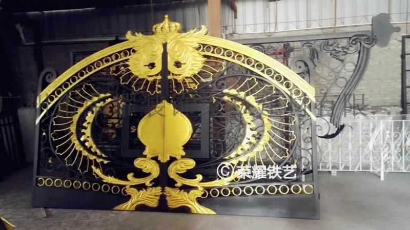 廣州定製別墅大門防盜門