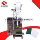 厂家直销超声波冷封无纺布活性炭颗粒包装机