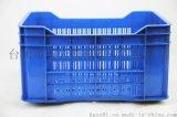 蓝色塑料周转箱/周转箱模具/注塑成型模具