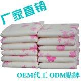 超熟睡中凸310mm 衛生巾加長夜用無紡布表層親膚超柔OEM貼牌代工