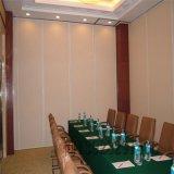 会议室隔音活动隔断墙 移动推拉可收藏屏风