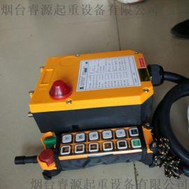 工业无线遥控器,双梁用双速台湾禹鼎F24-12D型