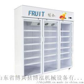 玻璃门展示柜 商用冰箱展示柜 啤酒饮料展示柜