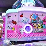 新款礼品机欢乐抓抓抓挖糖机游戏机电玩设备厂家直销