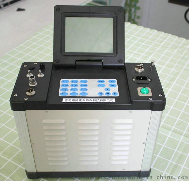 LB-70C低浓度烟尘烟气测试仪烟道内的烟气成分