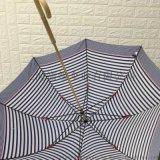 [专业雨伞定制厂家]木杆木柄伞广告雨伞遮阳伞定做