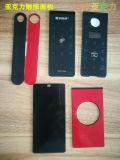三才亞克力觸摸面板加硬亞克力面板指紋鎖裝飾面板亞克力絲印定製