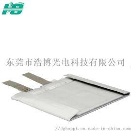 高温锂电池100℃超薄锂电池084646厚度0.8mm聚合物锂电池高温电池