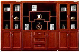油漆木皮8门书柜文件柜36系列 绿色环保健康家具