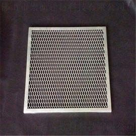 装饰铝网板公司  铝板网建筑