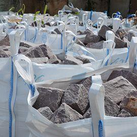 矿石稀土石英砂吨袋 出口高级集装吨袋