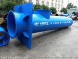 悬吊式安装潜水轴流泵 雪橇式轴流泵厂家