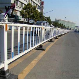 鐵板道路護欄,鐵板道路市政護欄,防眩道路隔離欄廠家