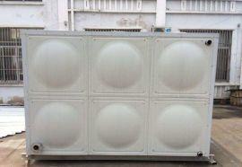 组合式玻璃钢水箱 人防玻璃钢水箱